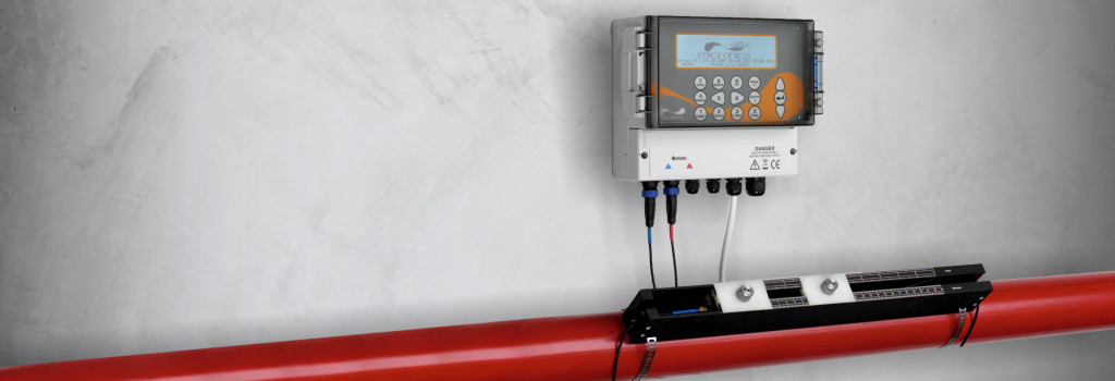 U3000 Clamp on ultrasonic flow meter